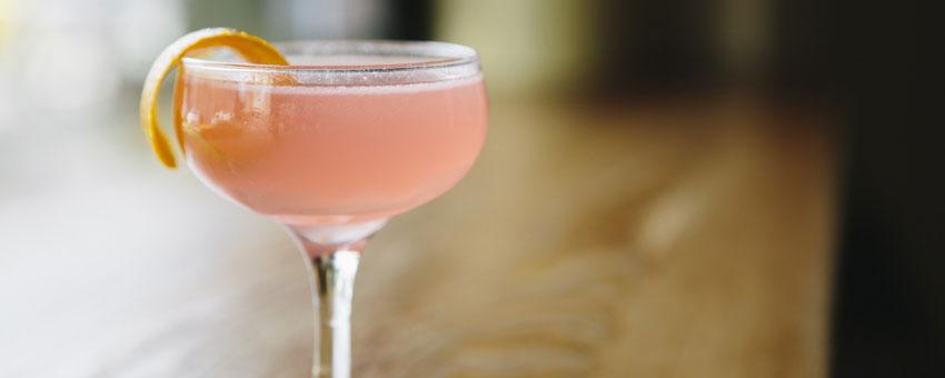Cocktail jasmin