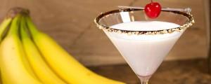 Cocktail banana slip