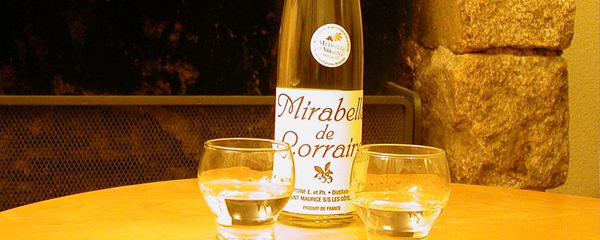Liqueur Mirabelles
