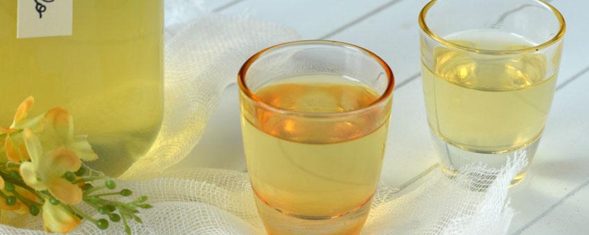 Liqueur citrons