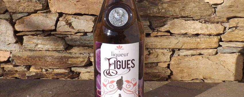 Liqueur figues