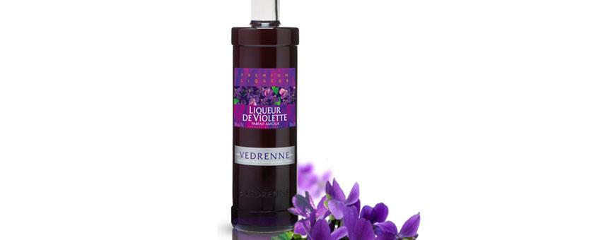 Liqueur violettes