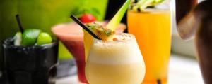 Cocktail lait orange