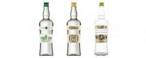 Tequila-Gin-Vodka