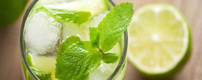 cocktail diabolo menthe