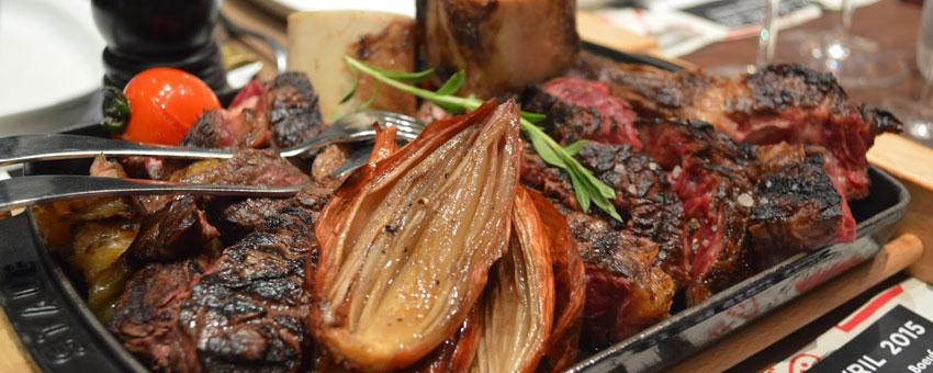 Côte de bœuf à la Bordelaise