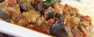 Daube de porc aux aubergines