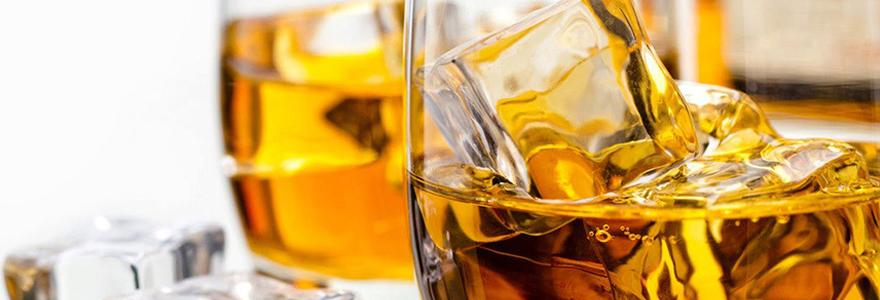 whiskies par régions