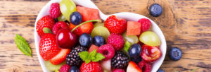 fruits frais et bio