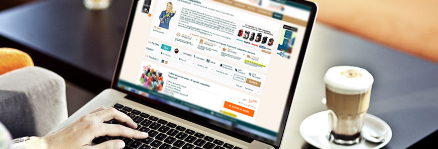 Achat de cafe en ligne